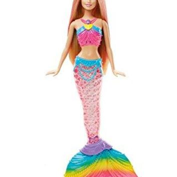 Barbie Rainbow Lights Mermaid Doll