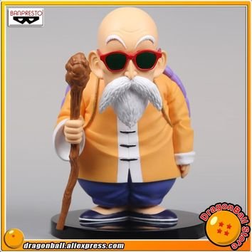 "Japan Anime ""Dragon Ball"" Original Banpresto DRAGONBALL COLLECTION Toy Figure Vol.2 - Master Roshi"