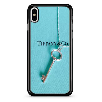 Tiffany Co Key iPhone X Case