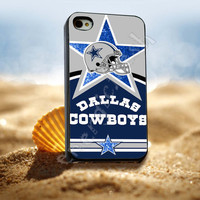 Dallas Cowboys, NFL team - for iPhone 4/4s, iPhone 5/5S/5C, Samsung S3 i9300, Samsung S4 i9500 Hard Case *ENERGICFRESH*