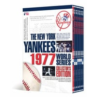 The New York Yankees®: 1977 World Series® Collector's Edition