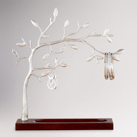 Tree Jewelry Stand with Base | World Market