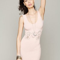 Free People Keyhole Bodycon