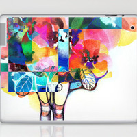 Flora Laptop & iPad Skin by Randi Antonsen | Society6