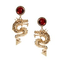 ASOS Dragon Drop Earrings