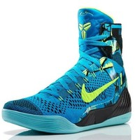 nike KOBE IX ELITE perspective mens hi top basketball trainers 630847 400 sneakers shoes (uk 9.5 us 10.5 eu 44.5)