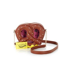Betsey Johnson Pretzel Crossbody - 7950709 | HSN