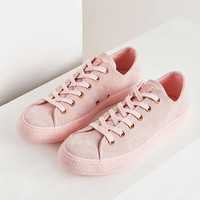 Converse Chuck Taylor All Star Suede Low Top Sneaker | Urban Outfitters