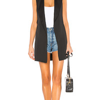 by the way. Kora Vest Jacket in Black | REVOLVE