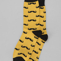 Urban Outfitters - Sock it to Me Mustache Sock