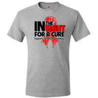 Stroke Awareness In The Fight For a Cure T-Shirt