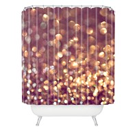 Lisa Argyropoulos Mingle 1 Shower Curtain