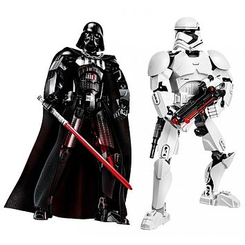 Star Wars Buildable Figure Toy