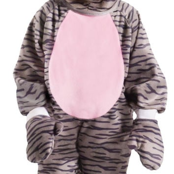 Grey Stripe Kitten Inf 12m-24m