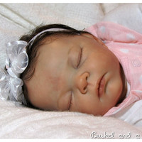 CUSTOM Order for Reborn Serah Baby Doll by Bushel and a Peck