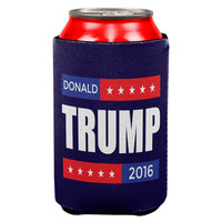 Election 2016 Donald Trump Stacked All Over Can Cooler