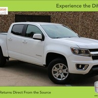 2015 Chevrolet Colorado 2WD LT Dallas TX 24591157