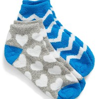 Nordstrom 'Butter' Ankle Socks (2-Pack) | Nordstrom