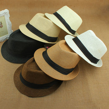 Korean England Style Men Couple Decoration Hats [10136604551]