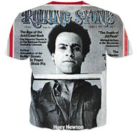 Limited Edition Huey Newton T-shirt