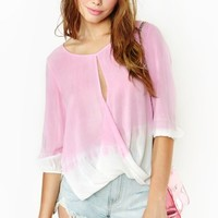 Soft Candy Blouse