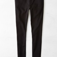 AEO Women's Factory Jegging (Black)