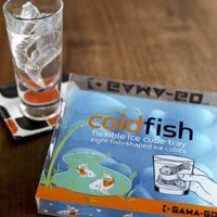 Amazon.com: Gamago Cold Fish Ice Cube Tray: Kitchen & Dining
