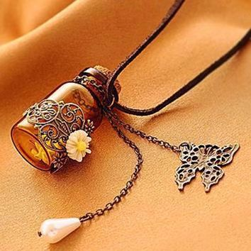 Wishing Well Necklace
