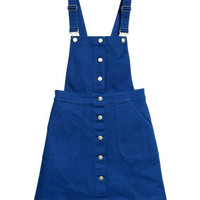 H&M Bib Overall Dress $34.99