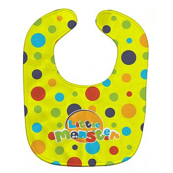 Little Monster Baby Bib BB7006BIB