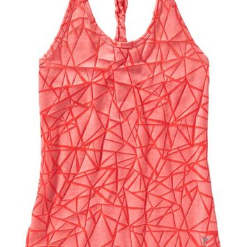 Old Navy Girls Twist Back Burnout Tanks