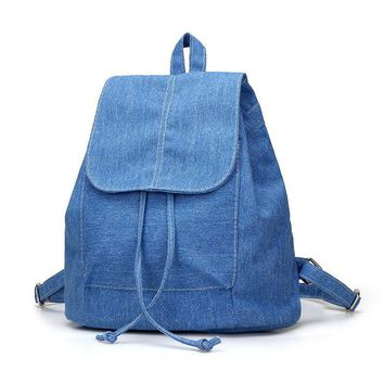 New 2017 causal backpacks for teenage girls high quality canvas backpack preppy style simple design small backbag