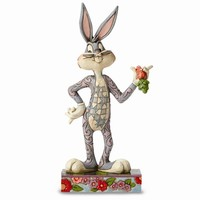 Jim Shore Looney Tunes Bugs Bunny Figurine