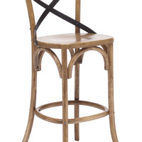Union Square Bar Chair Natural