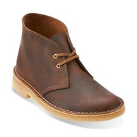 Womens Desert Boot Beeswax Leather - Clarks Womens Shoes - Womens Heels and Flats - Clarks - Clarks® Shoes