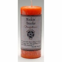 Makin' Tracks - Wicked Witch Mojo Candle