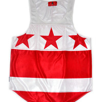 "District of Columbia ""Capitol City"" Flag Tank Top"