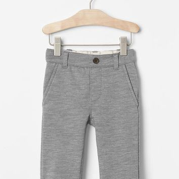 Gap Baby Pull On French Terry Knit Pants