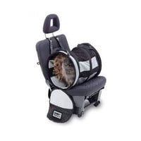 Pet Ego Pet Tube Dog Travel System - Small