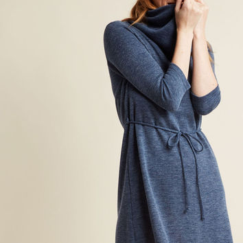 Cozy on the Road Sweater Dress