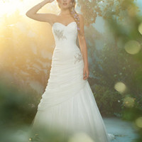 Style 221 | Disney Fairy Tale Bridal | Alfred Angelo