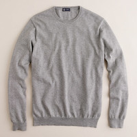J.Crew Mens Tall Cotton-Cashmere Crewneck Sweater