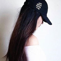 Antisocial Club Baseball Cap