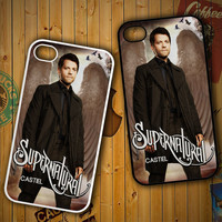 Supernatural Movie Poster X1045 LG G2 G3, Nexus 4 5, Xperia Z2, iPhone 4S 5S 5C 6 6 Plus, iPod 4 5 Case