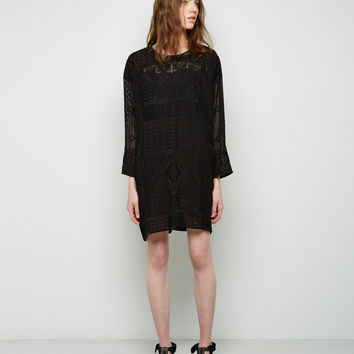 Adelia Gipsy Georgette Dress by Isabel Marant