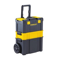 Stanley Essential 19 in. 3-in-1 Detachable Tool Box Mobile Work Center-STST18631 - The Home Depot