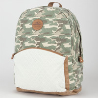 O'neill Levi Backpack Olive One Size For Women 21558253101
