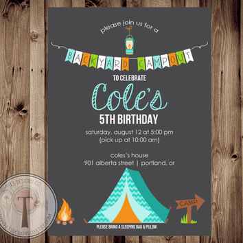 best sleepover birthday invitations products on wanelo