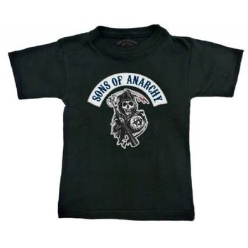 Sons Of Anarchy Reaper Rocker Toddler T-Shirt - Sons of Anarchy - | TV Store Online