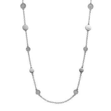 DCCKX8J Dana Buchman Long Station Necklace